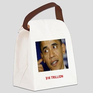I thought you said 16 TRILLION Da Canvas Lunch Bag