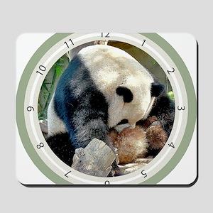 Panda Sorry Mousepad