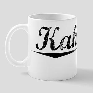 Kahului, Vintage Mug