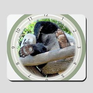 Panda Nap Mousepad