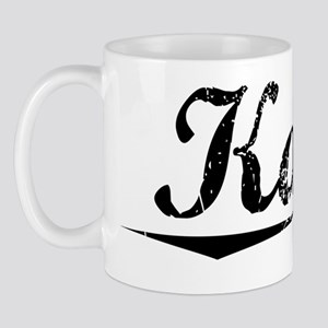 Katy, Vintage Mug