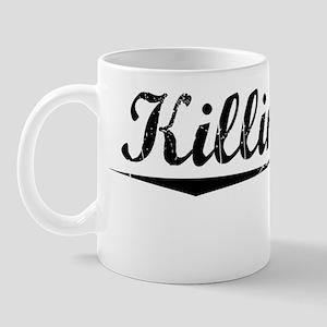 Killington, Vintage Mug