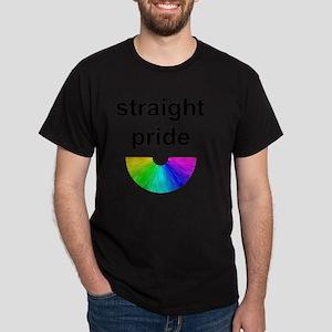 Straight Pride Dark T-Shirt