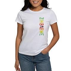 Zimbabwe Women's T-Shirt
