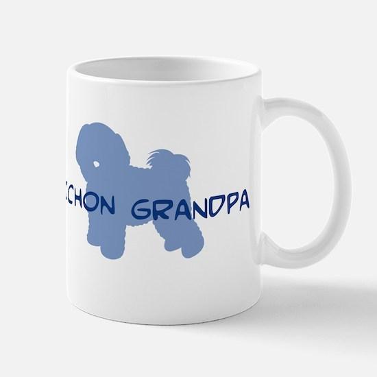 Bichon Grandpa Mug