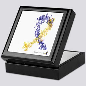 World of Down Syndrome Awareness Keepsake Box