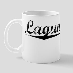 Laguna Seca, Vintage Mug