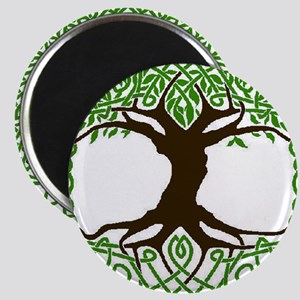 colored tree of life Magnet