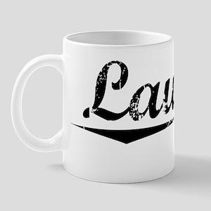Laurier, Vintage Mug