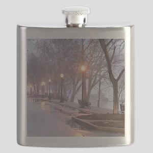 2012 Ornament - Madison Riverfront Flask