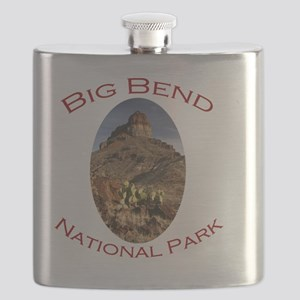 Big Bend National Park...Cerro Castellan Mou Flask