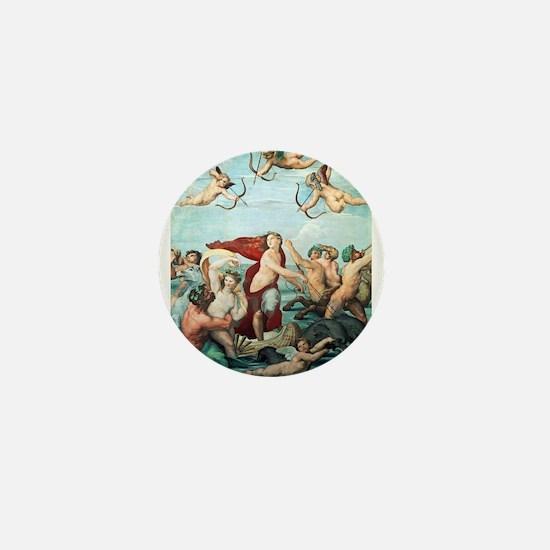 Galatea - Raphael Mini Button