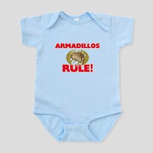 Armadillos Rule! Body Suit