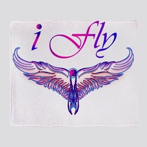 I believe I can fly, iFly Throw Blanket