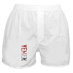 Yemen Boxer Shorts