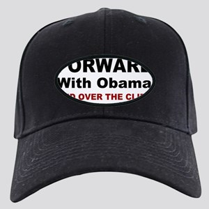 anti obama off the cliff Black Cap