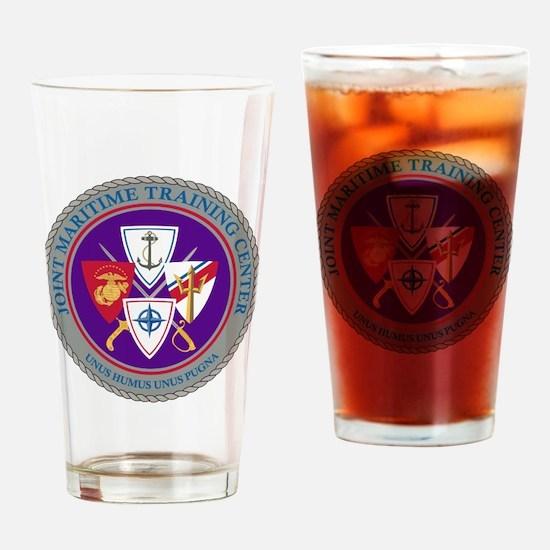 Joint Maritime Training Center (USC Drinking Glass