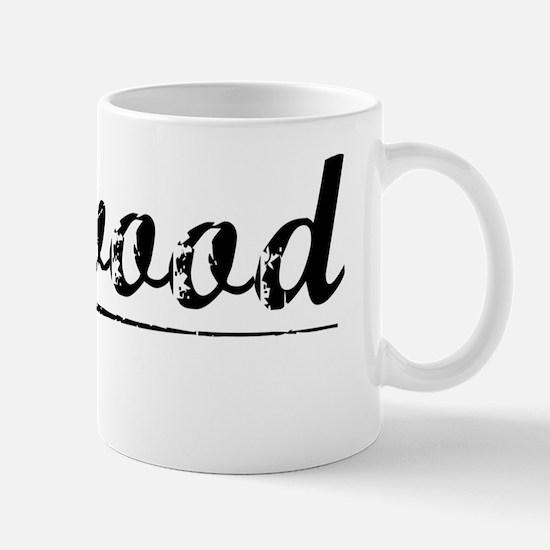 Linwood, Vintage Mug