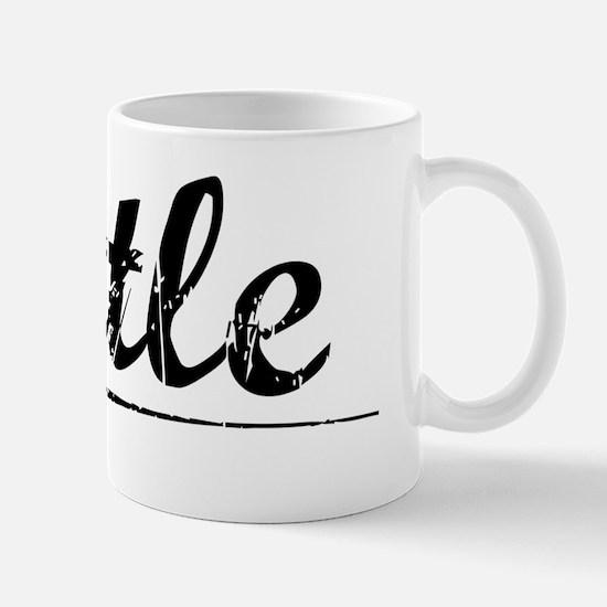 Little, Vintage Mug