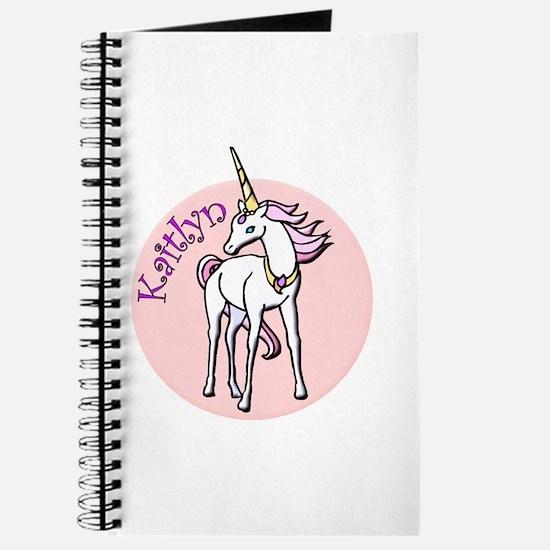 Kaitlyn Unicorn Journal