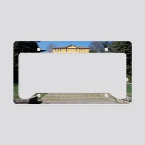 Marconi birthplace and tomb License Plate Holder