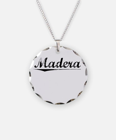 Madera, Vintage Necklace