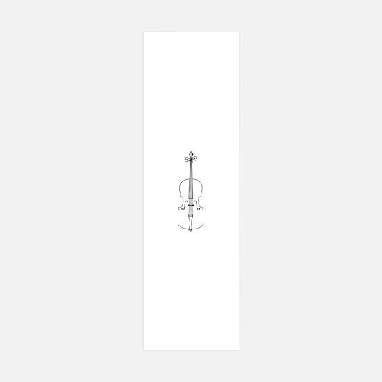 Cello-04-a Wall Decal