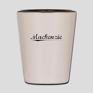 Mackenzie, Vintage Shot Glass
