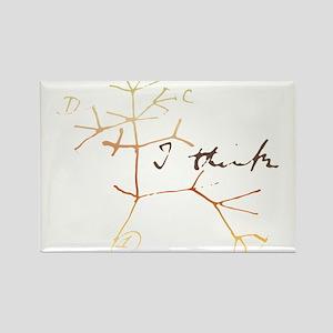 Darwins tree of life: I think s Magnets