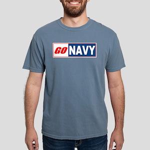 Go Navy Ash Grey T-Shirt