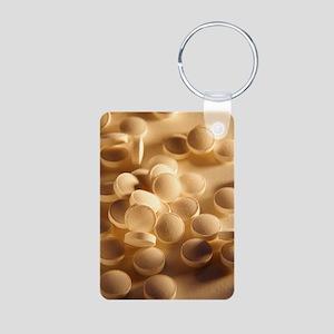 Melatonin tablets Aluminum Photo Keychain