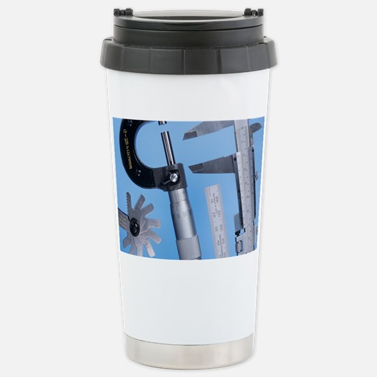 Measuring devices Stainless Steel Travel Mug