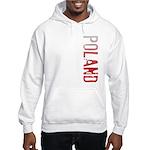Poland Hooded Sweatshirt
