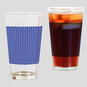MogenDavidDuvetQueen Drinking Glass