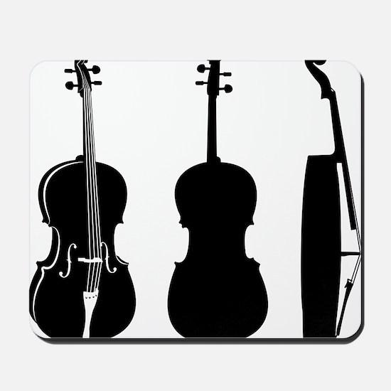 Cello-08-a Mousepad