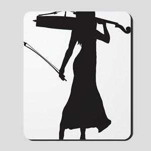 Cello-Player-02-a Mousepad