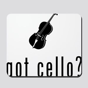 CELLO 01 Mousepad