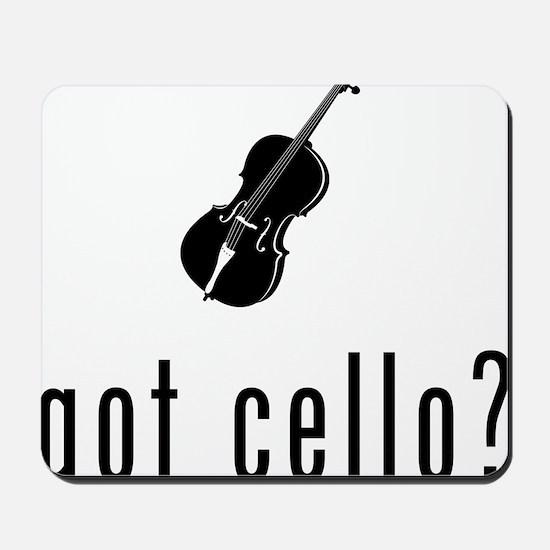 CELLO 01 Mousepad