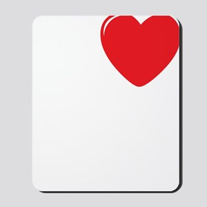 I-Heart-Cello-03-b Mousepad