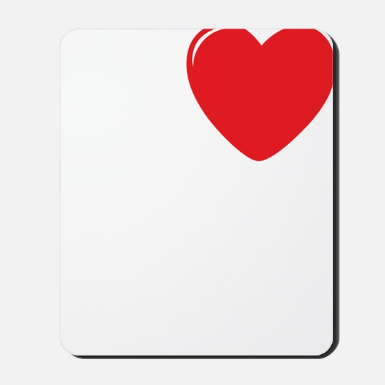 I-Heart-Cello-03-b Mousepad
