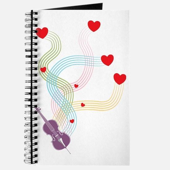Lovely-Cello Journal