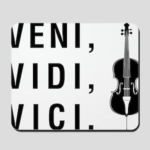 Veni-Vidi-Vici-01-a Mousepad