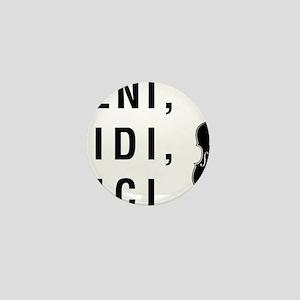 Veni-Vidi-Vici-01-a Mini Button