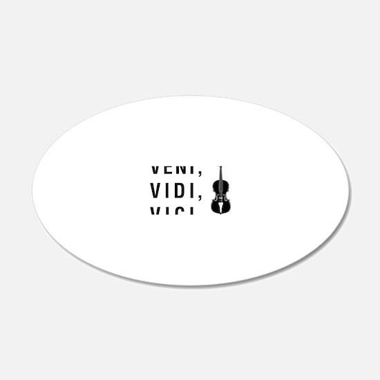 Veni-Vidi-Vici-01-a Wall Decal