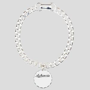 Mckenzie, Vintage Charm Bracelet, One Charm