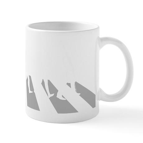 Evolution-Man-01-b Mug