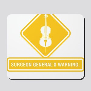 Surgeon-General-02-b Mousepad