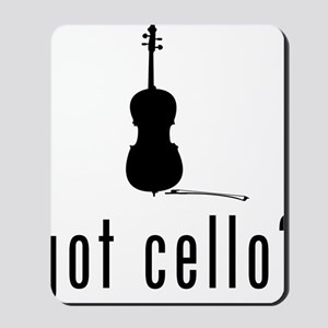 Got-Cello-03-a Mousepad