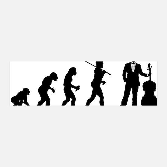 Evolution-Man-03-a Wall Decal