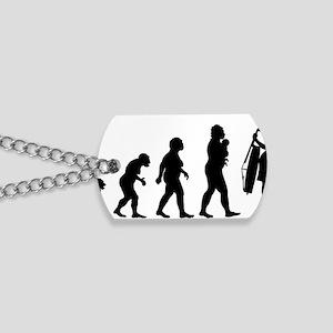 Evolution-Woman-03-a Dog Tags